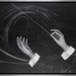 Lydia Gutnikova - Allegro - #007, 2013 Acryl, Leinwand 105 x 85 cm