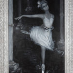 Lydia Gutnikova - Elevin - #008, 2014 Acryl, Leinwand 100 x 140 cm