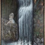Lydia Gutnikova - Sehnsucht - #015, 2016 Acryl, Leinwand 105 x 185 cm